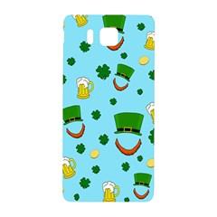 St  Patrick s Day Pattern Samsung Galaxy Alpha Hardshell Back Case