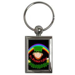 St. Patrick s day Key Chains (Rectangle)