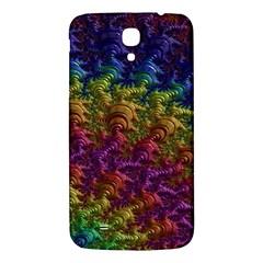 Fractal Art Design Colorful Samsung Galaxy Mega I9200 Hardshell Back Case