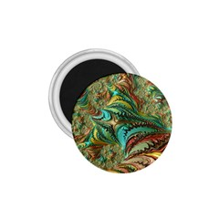 Fractal Artwork Pattern Digital 1.75  Magnets