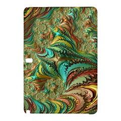 Fractal Artwork Pattern Digital Samsung Galaxy Tab Pro 12.2 Hardshell Case