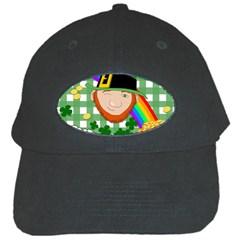 Lucky Irish Black Cap