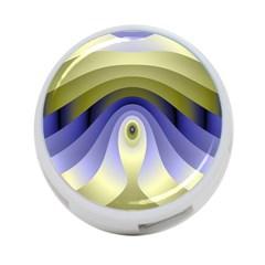 Fractal Eye Fantasy Digital 4-Port USB Hub (Two Sides)