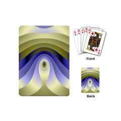 Fractal Eye Fantasy Digital Playing Cards (Mini)