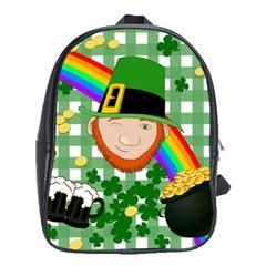 Lucky Irish School Bags(Large)