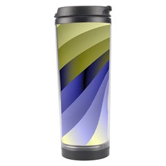 Fractal Eye Fantasy Digital Travel Tumbler