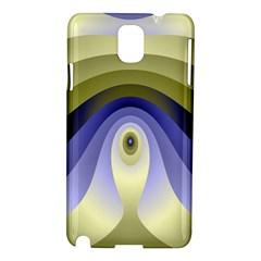 Fractal Eye Fantasy Digital Samsung Galaxy Note 3 N9005 Hardshell Case