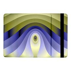 Fractal Eye Fantasy Digital Samsung Galaxy Tab Pro 10 1  Flip Case