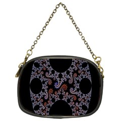 Fractal Complexity Geometric Chain Purses (One Side)
