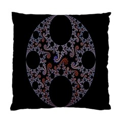 Fractal Complexity Geometric Standard Cushion Case (Two Sides)