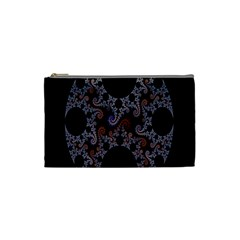 Fractal Complexity Geometric Cosmetic Bag (Small)
