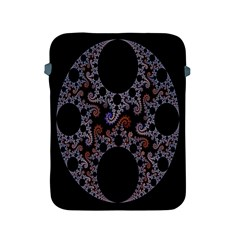 Fractal Complexity Geometric Apple Ipad 2/3/4 Protective Soft Cases