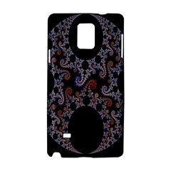 Fractal Complexity Geometric Samsung Galaxy Note 4 Hardshell Case