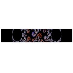 Fractal Complexity Geometric Flano Scarf (large)