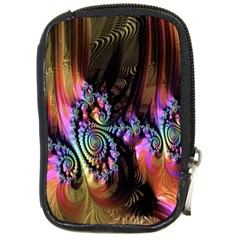 Fractal Colorful Background Compact Camera Cases