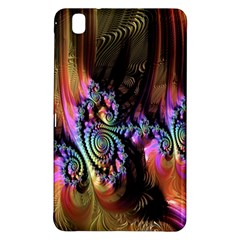 Fractal Colorful Background Samsung Galaxy Tab Pro 8 4 Hardshell Case