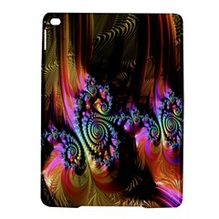 Fractal Colorful Background iPad Air 2 Hardshell Cases