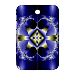 Fractal Fantasy Blue Beauty Samsung Galaxy Note 8.0 N5100 Hardshell Case