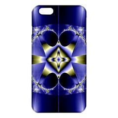 Fractal Fantasy Blue Beauty iPhone 6 Plus/6S Plus TPU Case