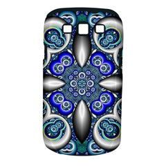 Fractal Cathedral Pattern Mosaic Samsung Galaxy S Iii Classic Hardshell Case (pc+silicone)
