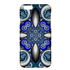Fractal Cathedral Pattern Mosaic Apple Iphone 6 Plus/6s Plus Hardshell Case