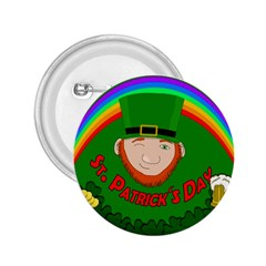 St. Patrick s day 2.25  Buttons