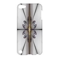 Fractal Fleur Elegance Flower Apple iPod Touch 5 Hardshell Case