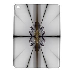 Fractal Fleur Elegance Flower Ipad Air 2 Hardshell Cases