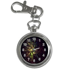 Fractal Flame Light Energy Key Chain Watches