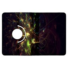 Fractal Flame Light Energy Kindle Fire HDX Flip 360 Case