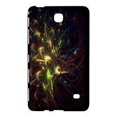 Fractal Flame Light Energy Samsung Galaxy Tab 4 (8 ) Hardshell Case