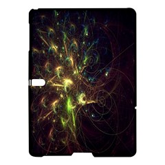Fractal Flame Light Energy Samsung Galaxy Tab S (10.5 ) Hardshell Case