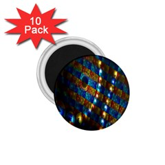 Fractal Digital Art 1.75  Magnets (10 pack)
