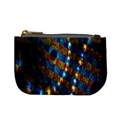 Fractal Digital Art Mini Coin Purses