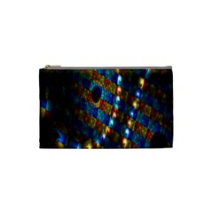 Fractal Digital Art Cosmetic Bag (Small)