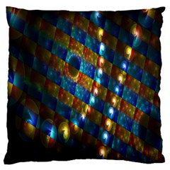 Fractal Digital Art Large Cushion Case (Two Sides)
