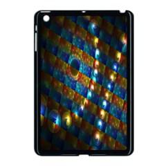 Fractal Digital Art Apple Ipad Mini Case (black)