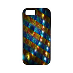 Fractal Digital Art Apple iPhone 5 Classic Hardshell Case (PC+Silicone)