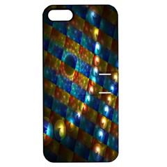 Fractal Digital Art Apple Iphone 5 Hardshell Case With Stand