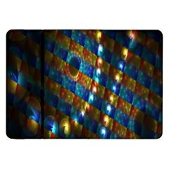 Fractal Digital Art Samsung Galaxy Tab 8.9  P7300 Flip Case