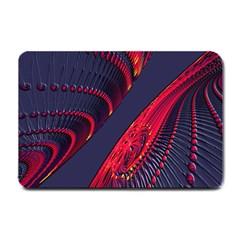 Fractal Fractal Art Digital Art Small Doormat