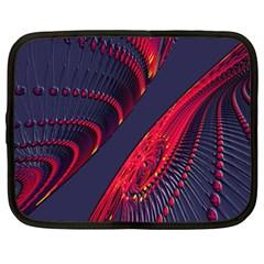 Fractal Fractal Art Digital Art Netbook Case (xl)