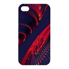 Fractal Fractal Art Digital Art Apple iPhone 4/4S Premium Hardshell Case