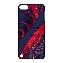 Fractal Fractal Art Digital Art Apple Ipod Touch 5 Hardshell Case With Stand