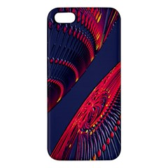 Fractal Fractal Art Digital Art Apple Iphone 5 Premium Hardshell Case