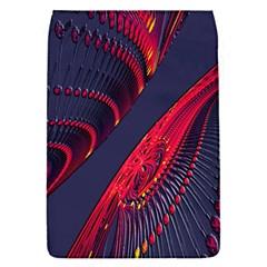 Fractal Fractal Art Digital Art Flap Covers (S)