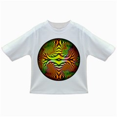 Fractals Ball About Abstract Infant/toddler T Shirts