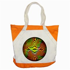 Fractals Ball About Abstract Accent Tote Bag
