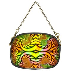 Fractals Ball About Abstract Chain Purses (one Side)