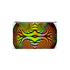 Fractals Ball About Abstract Cosmetic Bag (small)